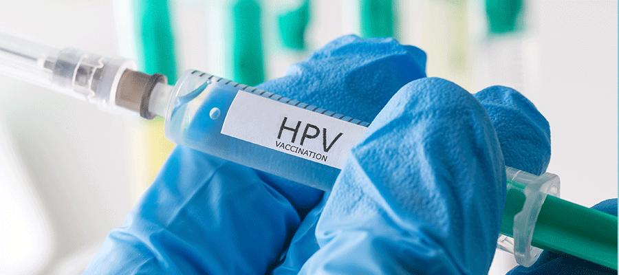 Vacina quadrivalente contra o vírus HPV